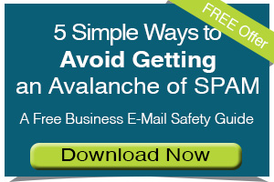 5 Simple Ways To Avoid Getting An Avalanche of SPAM